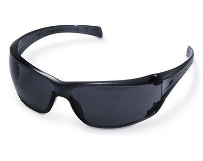 3M Virtua AP Protective Eyewear - Gray Frame Gray Lenses - 50 Pairs