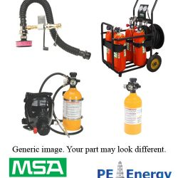 Supplied Air Respirators (SCBA)